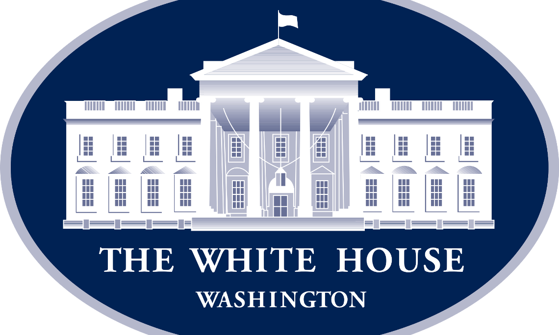 White House Logo.