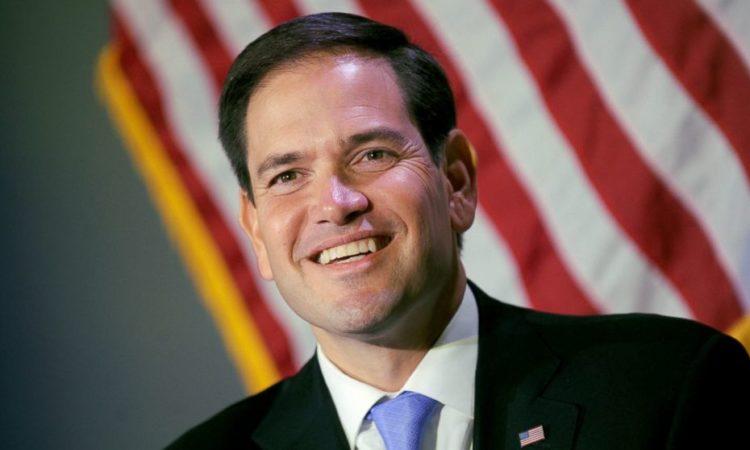 Senador Marco Rubio.