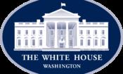 Logo de la Casa Blanca.
