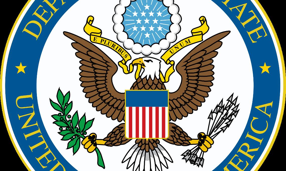 State Department Logo.