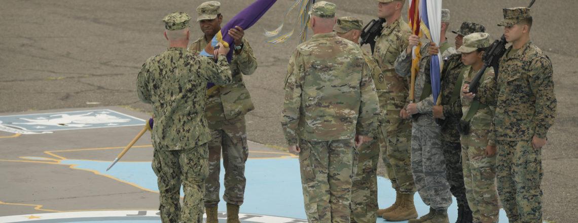 Asume Nuevo Comandante de la Fuerza de Tarea Conjunta Bravo
