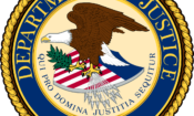 Department of Justice Logo.